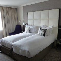 Отель Sofitel Brussels Le Louise Бельгия, Брюссель - отзывы, цены и фото номеров - забронировать отель Sofitel Brussels Le Louise онлайн комната для гостей фото 4