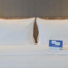 Отель Holiday Inn Express Dusseldorf - City 3* Стандартный семейный номер с двуспальной кроватью фото 4