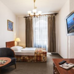Отель Danubius Gellert 4* Номер категории Эконом фото 4