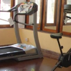 Отель Angels Resort Гоа фитнесс-зал фото 3