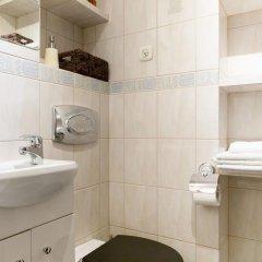 Отель PiotrApartments II Польша, Варшава - отзывы, цены и фото номеров - забронировать отель PiotrApartments II онлайн ванная фото 2