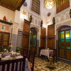 Отель Casa Aya Medina Марокко, Фес - отзывы, цены и фото номеров - забронировать отель Casa Aya Medina онлайн питание фото 3