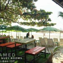 Отель Nong Nuey Rooms Таиланд, Ко Самет - отзывы, цены и фото номеров - забронировать отель Nong Nuey Rooms онлайн питание фото 2