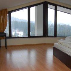 Апартаменты Elit Pamporovo Apartments Люкс с различными типами кроватей фото 8