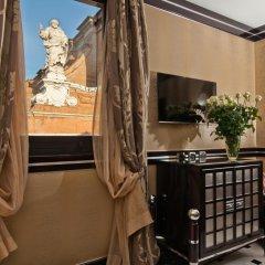 Grand Hotel Majestic già Baglioni 5* Люкс с различными типами кроватей фото 6