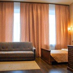 Гостевой дом на Московском Номер Комфорт с различными типами кроватей фото 6