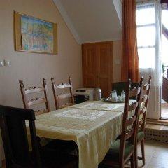 Отель Gardonyi Guesthouse Будапешт питание