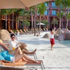 Resorts World Sentosa - Hard Rock Hotel Сингапур бассейн фото 3