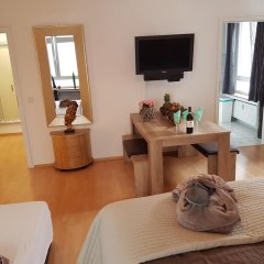 Апартаменты Apartment Cologne City Кёльн комната для гостей фото 5