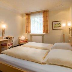 Hotel Gasthof Zur Post Унтерфёринг комната для гостей фото 5