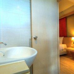 Отель Bs Residence Suvarnabhumi 3* Улучшенный номер фото 4