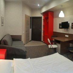 Гостиница Релакс комната для гостей фото 5