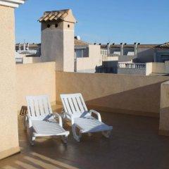 Отель Holiday Home Estaca балкон