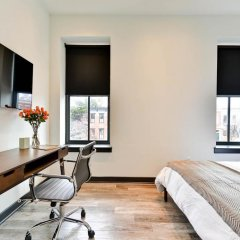 Отель Capitol Hill Flats удобства в номере