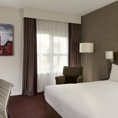 Отель Doubletree by Hilton Angel Kings Cross 4* Стандартный номер фото 4