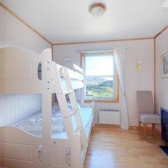 Отель Voss Resort Bavallstunet 3* Коттедж с различными типами кроватей фото 17
