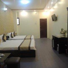 Dong Bao Hotel An Giang Стандартный номер с различными типами кроватей фото 4