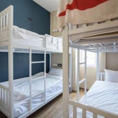 Fin Hostel Co Working Кровать в общем номере с двухъярусной кроватью фото 4