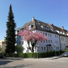 Отель Boardinghouse München-Laim Германия, Мюнхен - отзывы, цены и фото номеров - забронировать отель Boardinghouse München-Laim онлайн парковка