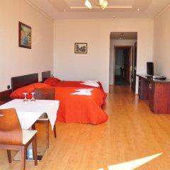 Отель Dajti Park в номере