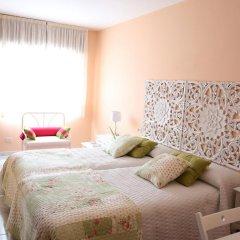 Отель Habitaciones Castelao Стандартный номер с различными типами кроватей фото 3
