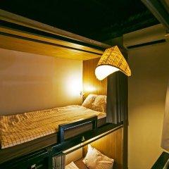 Отель Rachanatda Homestel 2* Кровать в общем номере с двухъярусной кроватью фото 3