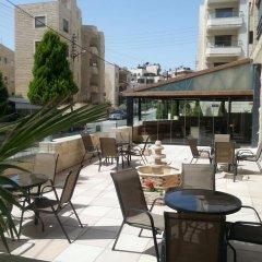 Отель Clermont Hotel Suites Иордания, Амман - отзывы, цены и фото номеров - забронировать отель Clermont Hotel Suites онлайн бассейн