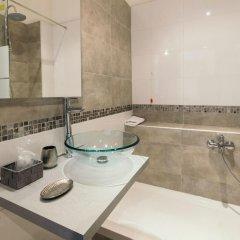 Отель Home@Rome Италия, Рим - отзывы, цены и фото номеров - забронировать отель Home@Rome онлайн ванная фото 3