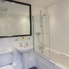 Best Western Glasgow City Hotel 3* Стандартный номер с разными типами кроватей фото 3