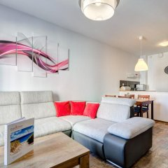 Апартаменты Dom & House - Apartments Waterlane Апартаменты с двуспальной кроватью фото 3