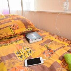 Хостел B&B на Пушкина 2а Кровать в общем номере двухъярусные кровати фото 7