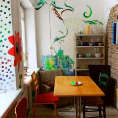 Euphoria Hostel Таллин питание