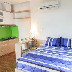 Апартаменты GK Home Serviced Apartment в номере фото 2