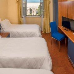 Hotel Portamaggiore 3* Улучшенный номер с различными типами кроватей фото 18