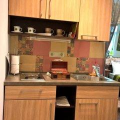 Апартаменты Lvovo Apartments питание