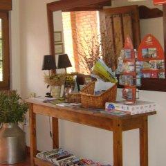 Отель Apartamentos Dos Robles интерьер отеля