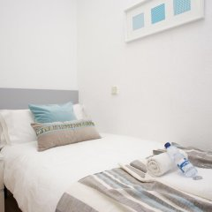 Апартаменты BarcelonaForRent Sagrada Familia Apartments Барселона комната для гостей фото 5