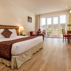 Отель Sunny Beach Resort 4* Номер Делюкс фото 7