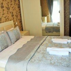 Отель Qeroli Appartment in the center in Avlabari Апартаменты с различными типами кроватей фото 8