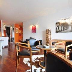 Апартаменты Dom And House Apartments Parkur Sopot Сопот интерьер отеля