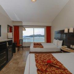 Отель Azul Ixtapa Resort - Все включено 3* Номер Делюкс с различными типами кроватей фото 5