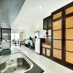 Отель Rattana Residence Sakdidet 3* Стандартный номер с различными типами кроватей