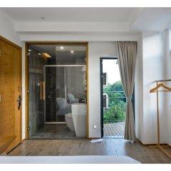 Отель Xiamen Gulangyu Liuyue Sea View Hotel Китай, Сямынь - отзывы, цены и фото номеров - забронировать отель Xiamen Gulangyu Liuyue Sea View Hotel онлайн комната для гостей фото 4