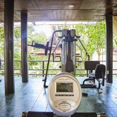 Отель Natural Wing Health Spa & Resort фитнесс-зал