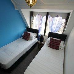 Отель Moroccan Riad Стандартный номер с различными типами кроватей