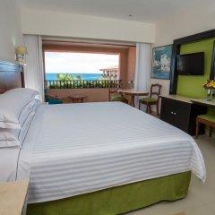 Отель Barcelo Huatulco Beach - Все включено 4* Номер Делюкс с различными типами кроватей фото 2