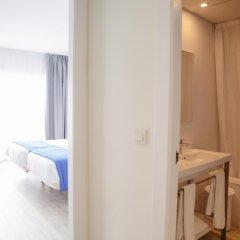 Отель Estudiotel Alicante 2* Улучшенный номер с различными типами кроватей фото 7