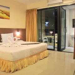 The Wave Boutique Hotel 3* Улучшенный номер с различными типами кроватей фото 3