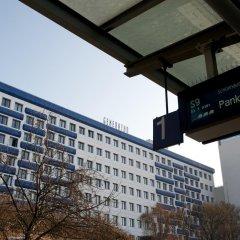 Отель Generator Berlin Prenzlauer Berg Кровать в общем номере с двухъярусной кроватью фото 17