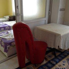 Nur Pension Стандартный семейный номер с двуспальной кроватью фото 2